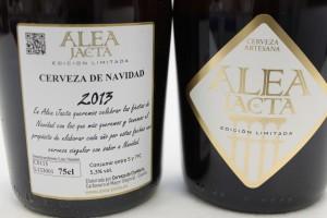 Cerveza Artesana Alea Jacta 75cl -  Nat Ale (2)