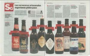 Cervezas Artesanas de Segovia