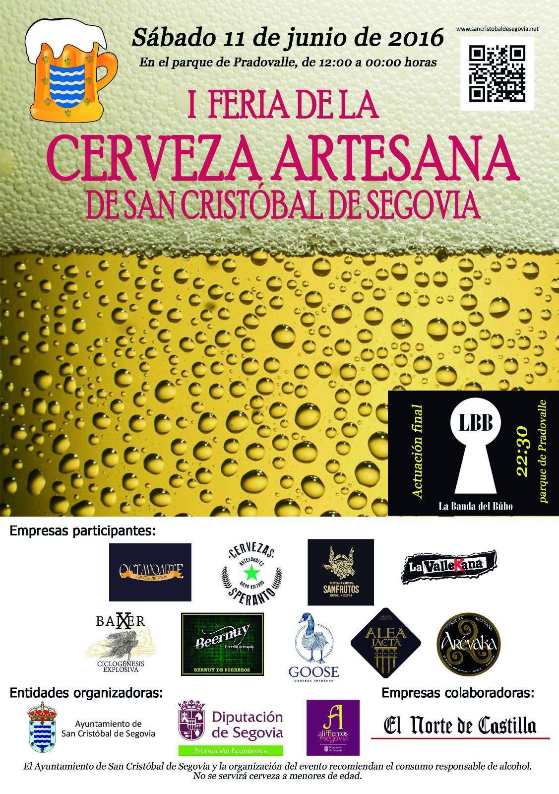 Cartel Feria San Cristobal 2016