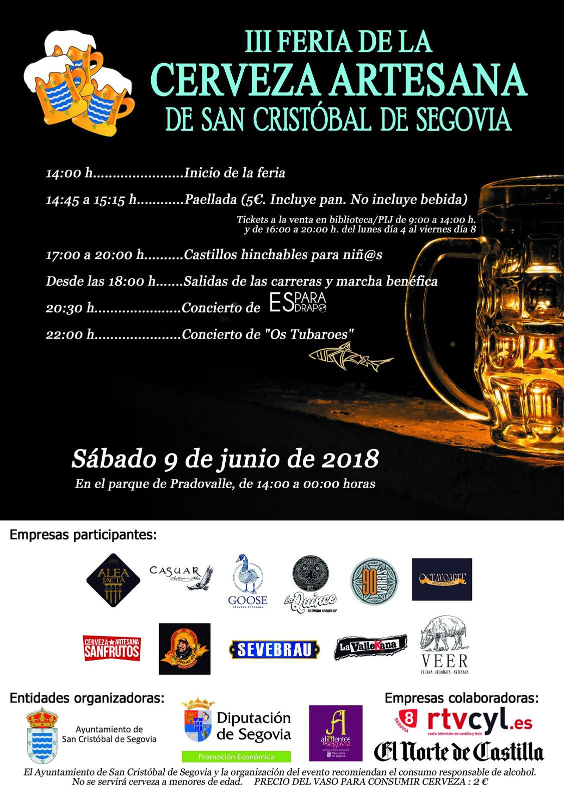 cartel-feria-cerveza-artesana-san-cristobal-segovia-2018